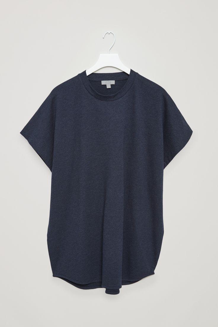COS | Oversized round-neck t-shirt