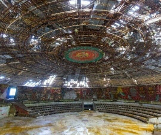 Las ruinas del gran sueño comunista