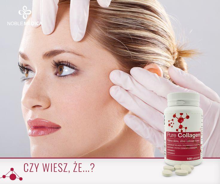 Wiele kobiet decyduje się na skorzystanie z usług medycyny estetycznej. Kolagen wykorzystuje się podczas zabiegu w formie wypełniacza tkankowego. A dodatkowa suplementacja Pure Collagenem pomoże przedłużyć efekt, jaki osiągnęłaś.  <3 bit.ly/NM_PureCollagen