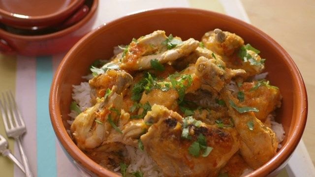 Pollo estofado | Cuisine futée, parents pressés