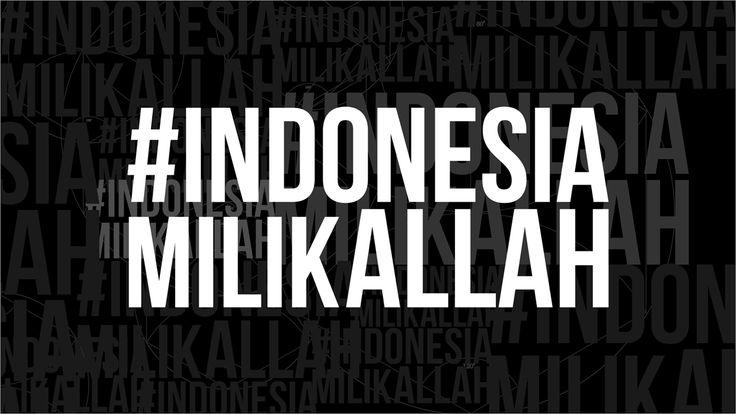 Indonesia Milik Allah