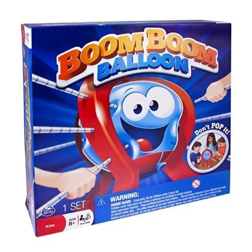 Spin-Master-Boom-Boom-Balloon-Board-Game-WLM-Play-Toy-Best-Gift-NEW-Brand