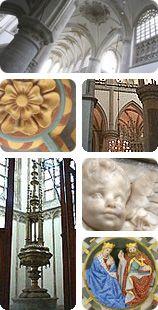 Grote Kerk Breda, bakermat van de Oranje Nassaus