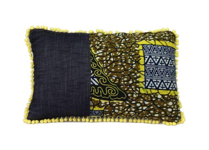 Papillon Cushion back