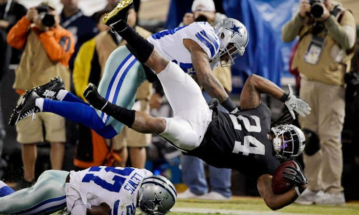 5 standouts from Cowboys coaches film vs Raiders = Even though the NFL playoffs don't start for a few weeks, the Dallas Cowboys' playoffs began weeks ago. After losing to the Los Angeles Chargers on Thanksgiving Day, the Cowboys.....