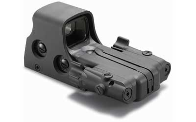 EOTECH 552 Tactical Holographic W/VISIBLE AND IR LSR BLK