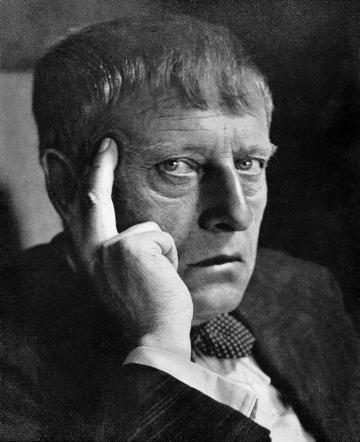"""Eugen Roth (* 24. Januar 1895 in München; † 28. April 1976 ebenda) war ein deutscher Lyriker und populärer Dichter meist humoristischer Verse. Mit seinen heiter-nachdenklichen """"Ein Mensch""""-Gedichten und Erzählungen gehört er zu den meistgelesenen Lyrikern im deutschsprachigen Raum."""