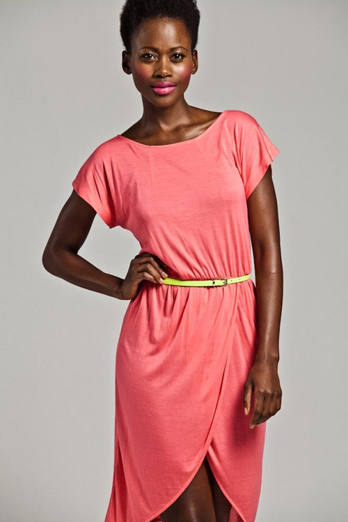 Cleo Droomer for Mr Price  Coral-Dress