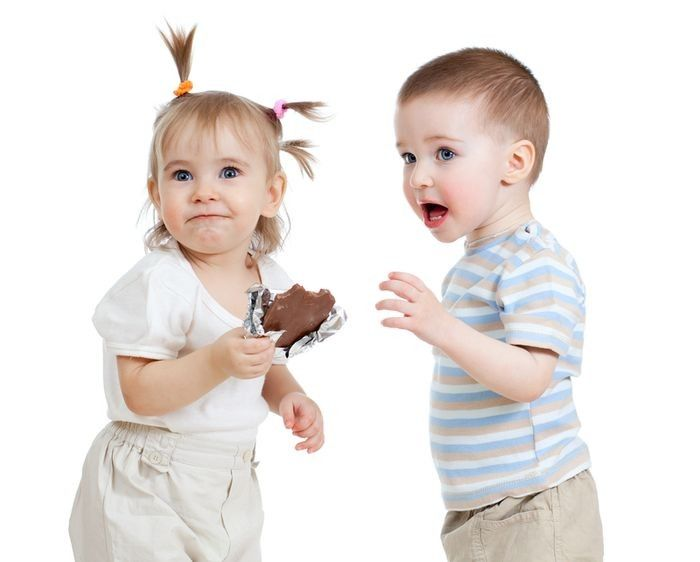 Опасные продукты для детей в возрасте до 3-х лет