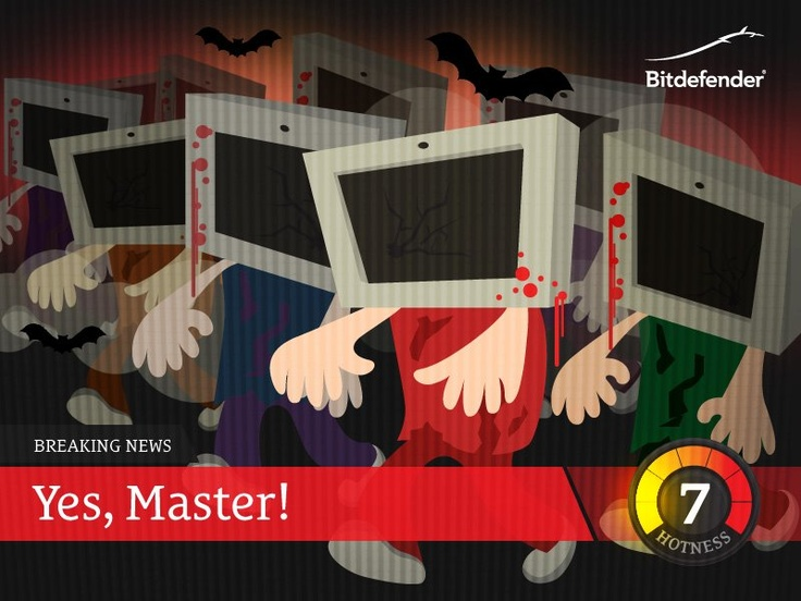 Zombie PCs join the BotNet horde. Conficker infests more than 8 million workstations