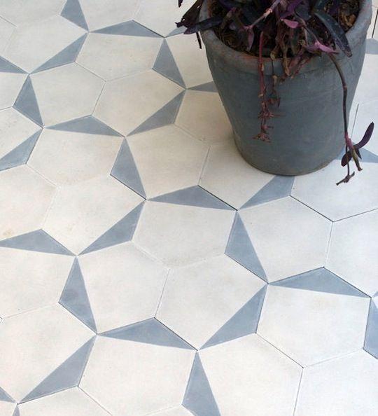 Moroccan tiles by Claesson Koivisto Rune- totally feeding my geometric addiction