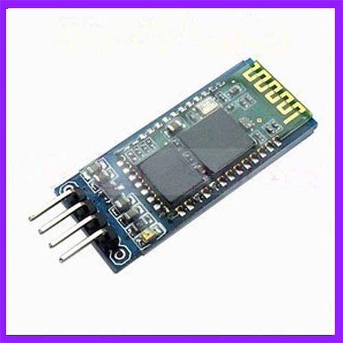 5pcs/lot Wireless Bluetooth Serial Port Transmission Module HC-06 Slave Bluetooth Module