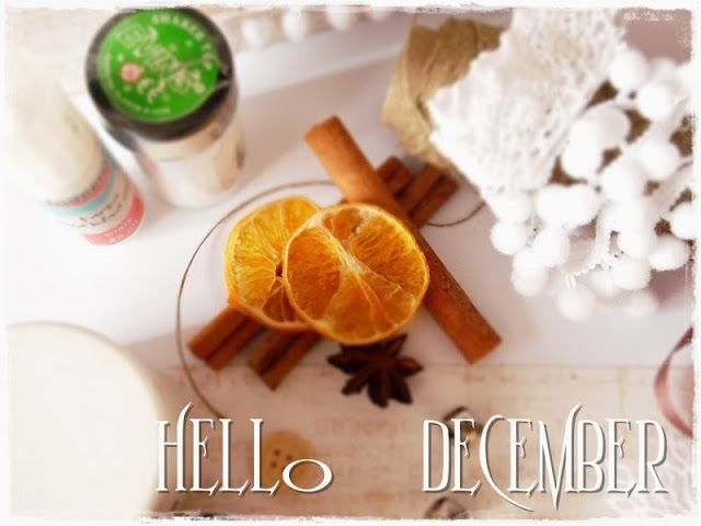 Made by Groszek: Hello December!