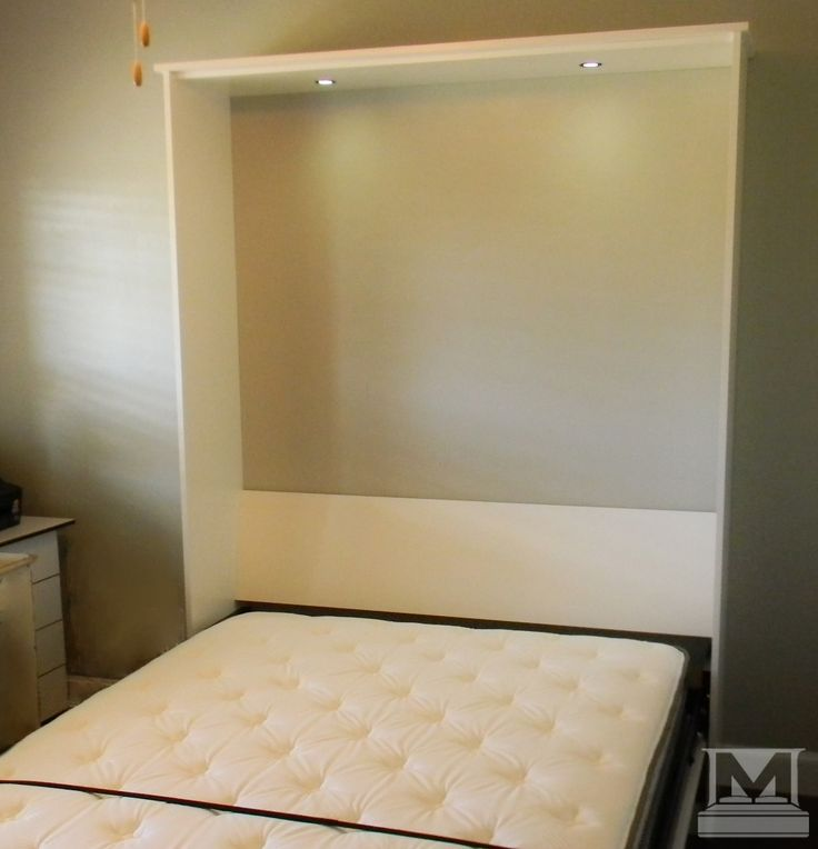 Small space solution murphy bed wallbed murphywallbedusa wallbed murphybed installed murphy - Small space bed solutions property ...