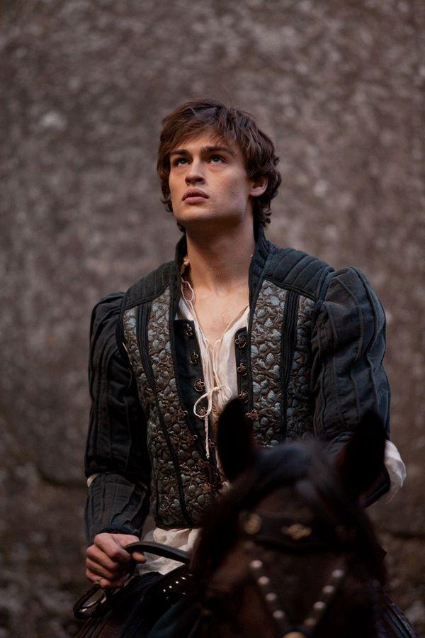 Our very own Romeo, Douglas Booth #romeoandjuliet #swarovskientertainment #forbiddenlove