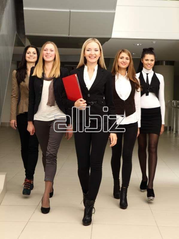 Корпоративная одежда - пошив