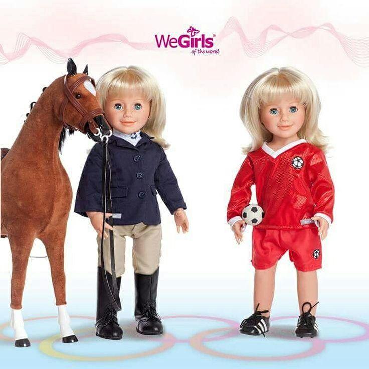 Olimpijska promocja! Igrzyska z WeGirls. Teraz lalka Olimpijka w specjalnej cenie 299 z. Zobacz także zestawy sportowe i gimnastyczne 10% taniej! Sprawdź: http://wegirls.com/pl/lalki/14-lalka-olimpijka.html