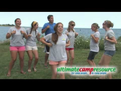 http://www.ultimatecampresource.com    Funky Chicken is a great camp song with motions - make up your own verses if you like!. Find the written description of this activity and more like it, as well as more than 1,000 camp related games, skits, songs, and other activities at UltimateCampResource.com.    Filmed at Camp Menunkatuck in Guilford, CT by ...