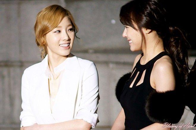Taeyeon - Tiffany: Đôi bạn 'dính như sam' của SNSD