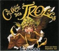 Label van Cuvée Des Trolls
