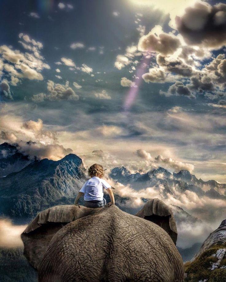 Марсель ван Льюит — голландский фотограф и гордый отец. На своих снимках Марсель создаёт параллельную вселенную для своих детей. Эти удивительные фотографии перенесут вас в мир сказок и фантазий.
