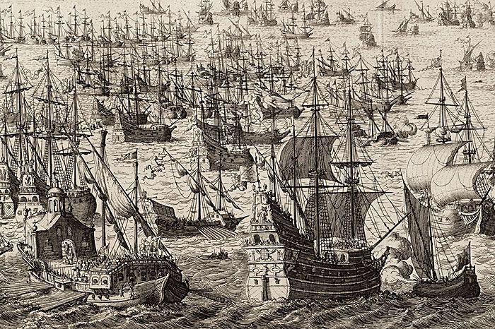 In januari 1588 ontvangt de Spaanse overheid bijna geen rode cent uit zuid en oost Twente, zo intens verwoest is het land. Soldaten op de Spaanse armada krijgen dat jaar geen voet op Engelse grond en veteranen op de Vlaanse kust wachten tevergeefs op een boot die hen naar de overkant zou brengen om Brittannië te bezetten. Verdugo mobiliseert in juni 1588 de overgebleven Twentse boeren.