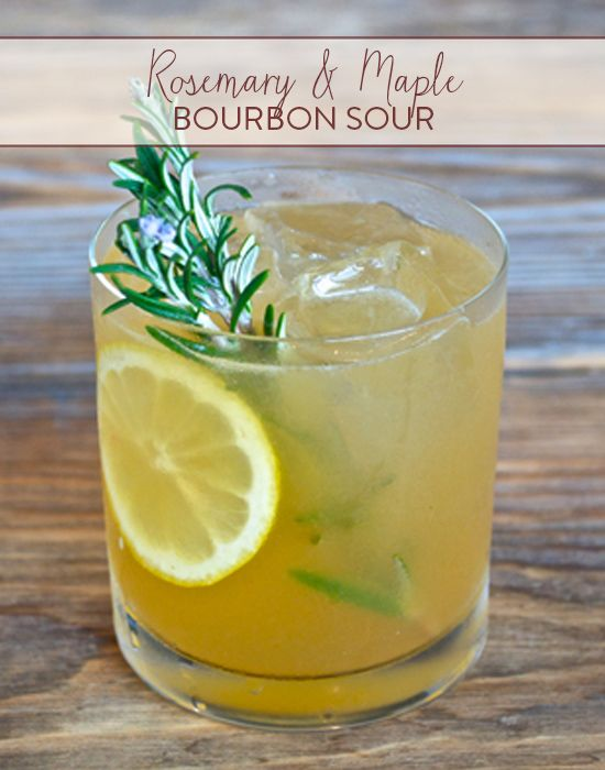 25 best ideas about fall signature drinks on pinterest for Fall cocktail ideas