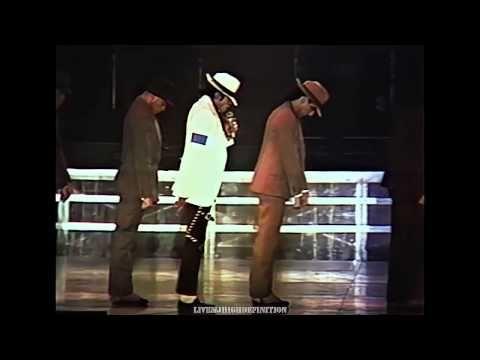 """Las 9 mejores """"Moon Walks"""" de Michael Jackson a través de los años - IMujer"""