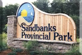 Sand Banks Provincial Park - Picton ON
