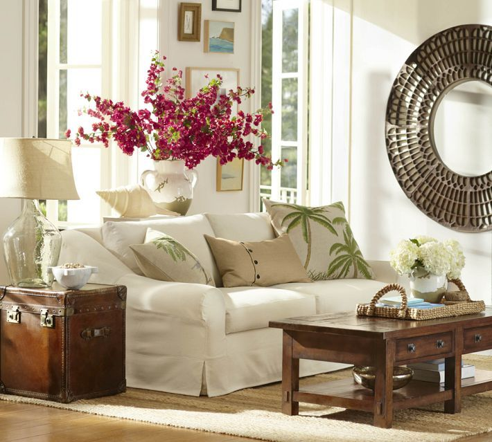 Pottery Barn Living Room