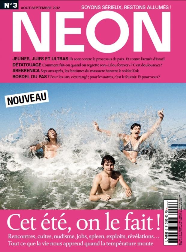 NEON n°3 - août/septembre 2012