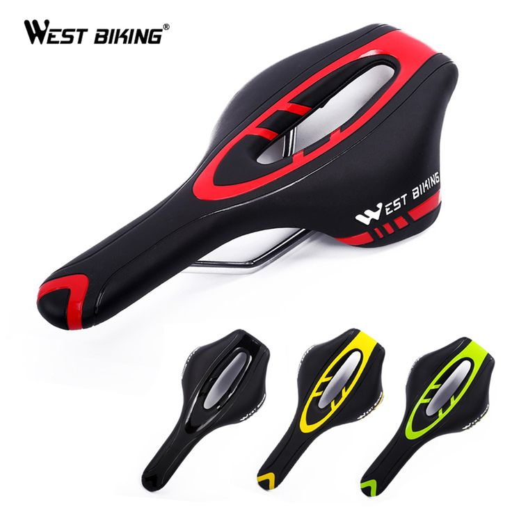 Find More Bicycle Saddle Information about Bicycle Saddle West Biking MTB PU…