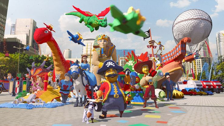 Malaysia's 1st international theme park is located in Johor Bahru, just across the causeway from Singapore. LEGOLAND® Malaysia Resort's amusement park is packed with fun filled activities for the entire family, along with great interactive attractions...