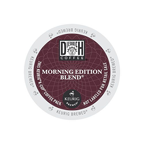 Diedrich Coffee Morning Edition Blend KCups 96ct -- Continue to the product at the image link.