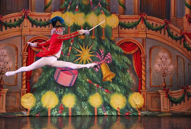 Various performances of The Nutcracker in NYC