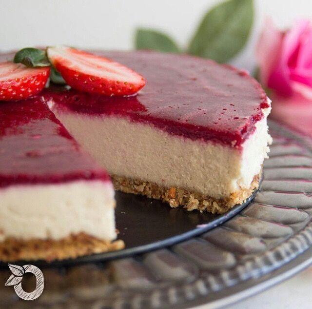 Cheesecake de Frutas Vermelhas | Merci Bela