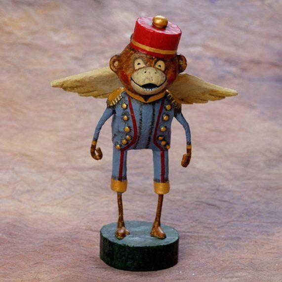 Monkey Business - Lori Mitchell from TheHolidayBarn.com