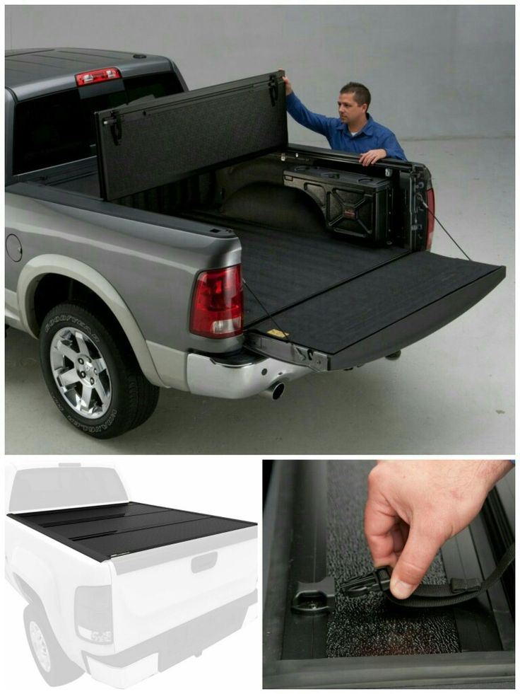 Undercover Black Flex Hard Tonneau Cover for Chevy Silverado
