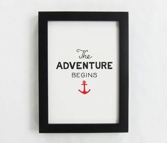 set sail: Boys Bathroom, Adventure, Decor Ideas, Anchors Art, Bid Day, Nautical Bathroom, Nurseries Art, Art Design Diy, Nautical Prints