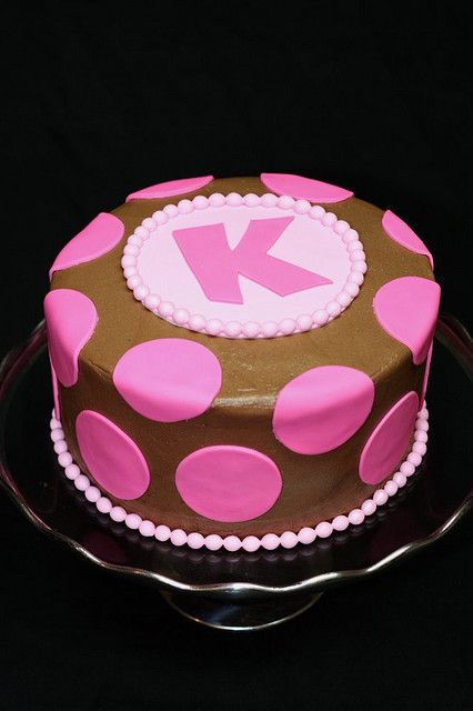 17 Best Images About Cakes Polka Dot On Pinterest Cute