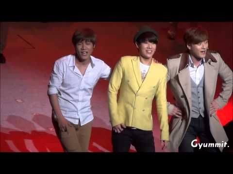 ▶ Beloved Sunggyu - Curtain call (130113 Gwanghwamun  Love Song)