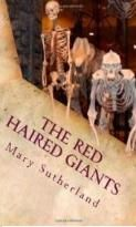 Red and Blonde Haired Mummies of the Canary Islands, Egypt and the Middle East, BUFO Paranormal and UFO Radio, Burlington UFO and Paranormal Research Center, Mary Sutherland