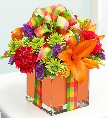 Fall Flower Arrangement