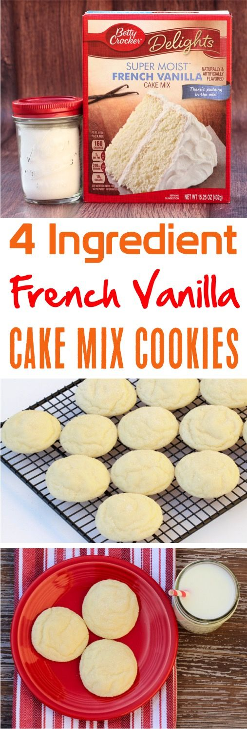 Looking for the perfect cookie to make this Fall?? These Soft Vanilla Sugar Cookies are sure to satisfy your taste buds, and leave your smiling!