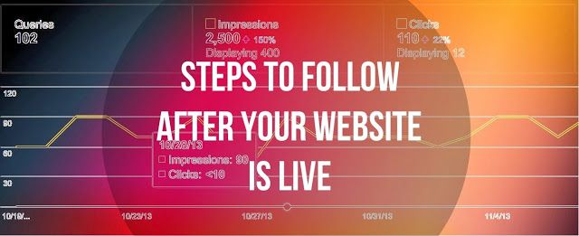 Steps to follow after your #website is online, #Webmaster Tools, DMOZ and more | Social Media, Software, Web on End of Line Magazine