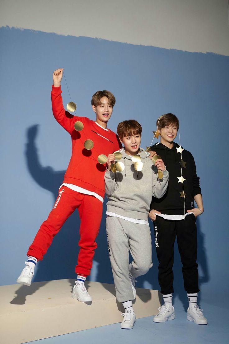 Wanna One for Ceci x K-Swiss (Behind) | Kang Daniel - Park Jihoon - Lee Daehwi