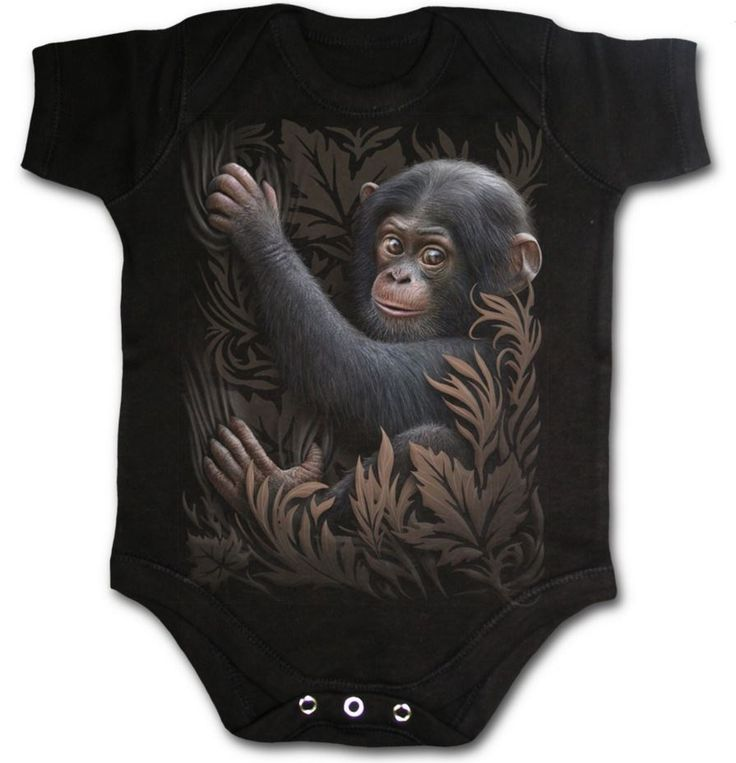 Monkey Business Onesie