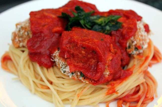 cannellini bean meatballs | food | Pinterest