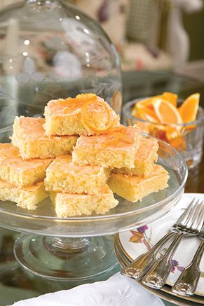 Orange Brownies at PaulaDeen.com