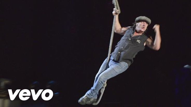 AC/DC - Hells Bells  Music video by AC/DC performing Hells Bells. (Live At River Plate 2009)(C) 2011 Leidseplein Presse B.V.